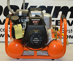 Details about Gasoline/petrol hookah diving compressor by Hookamax Dive  Systems