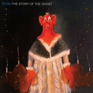 PRE-ORDER-Phish-The-Story-Of-The-Ghost-New-Vinyl-LP-Black-Colored