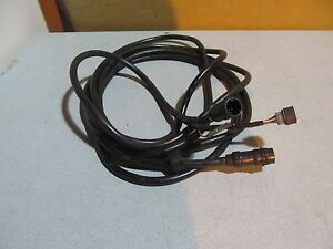yamaha outboard 25ft 10 pin main wiring harness 688 8258a 60 00 image is loading yamaha outboard 25ft 10 pin main wiring harness