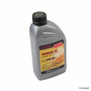 rowe 2506617303 manual transmission fluid ebay rh ebay com do manual transmission have fluid do manual transmission have fluid