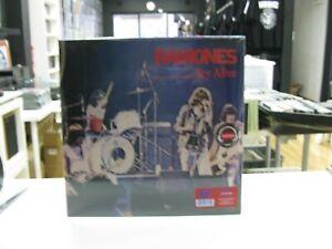Ramones 2LP Europa IT'S ALIVE 2020 Klappcover Red & Blue Vinyl