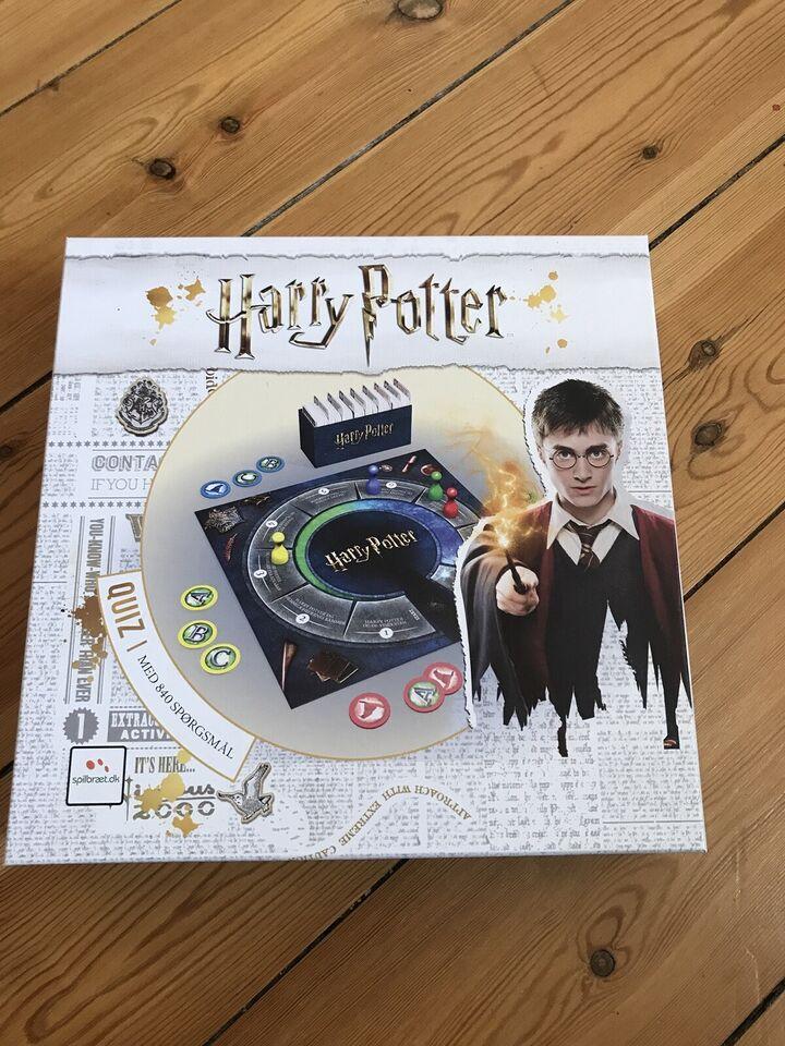 Harry potter quiz spil, brætspil