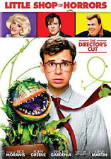 LITTLE SHOP OF HORRORS: THE DIRECTOR'S CUT  - DVD - Region 1