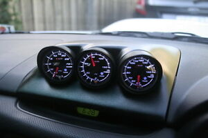 Turbo-boost-gauge-Suit-Isuzu-Dmax-2008-to-2015