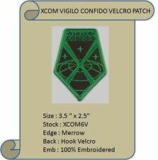 X-COM VIGILO CONFIDO VEL-KRO PATCH - GREEN - XCOM6V