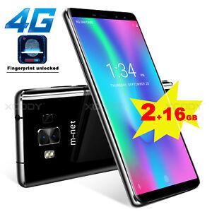 XGODY-4G-Fingerabdruck-Android-Handy-Ohne-Vertrag-2-16GB-5-5-Zoll-GPS-Smartphone