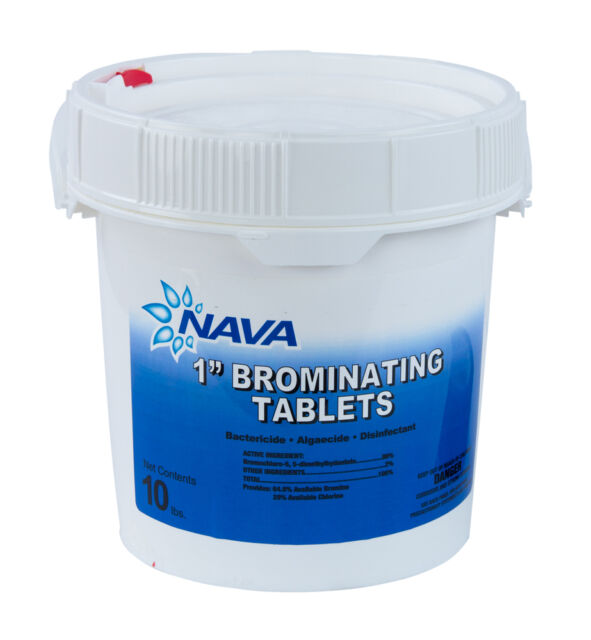 what does low bromine mean in a pool