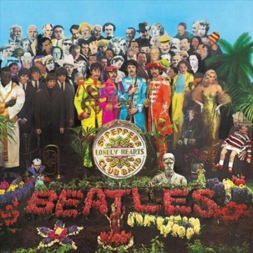 SGT. PEPPER'S LONELY HEARTS CLUB BAND NEW VINYL