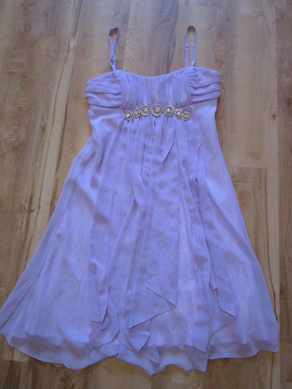 Kleid fliederfarben von Heine Größe 36