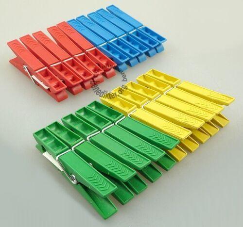 Pinces à linge SH 20 Pièces Standard Plastique Pinces à Linge Pinces à linge
