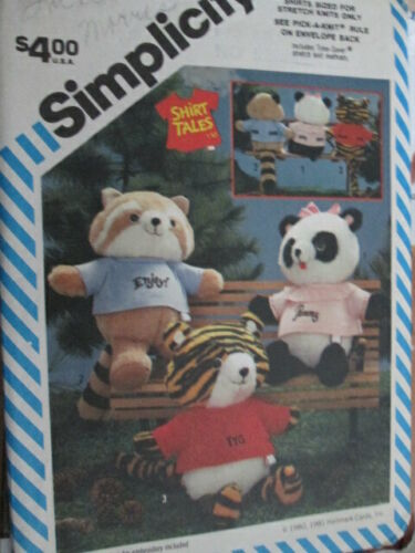 Simplicity Craft Sewing Uncut Paper PATTERN-Your Choice-Factory Folded