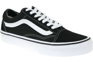 vans old skool damen schwarz 37
