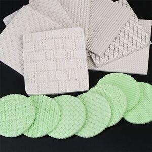 Molde-Para-Hacer-Punto-Fondant-De-Silicona-Azucar-Craft-Molde-De-Pastel