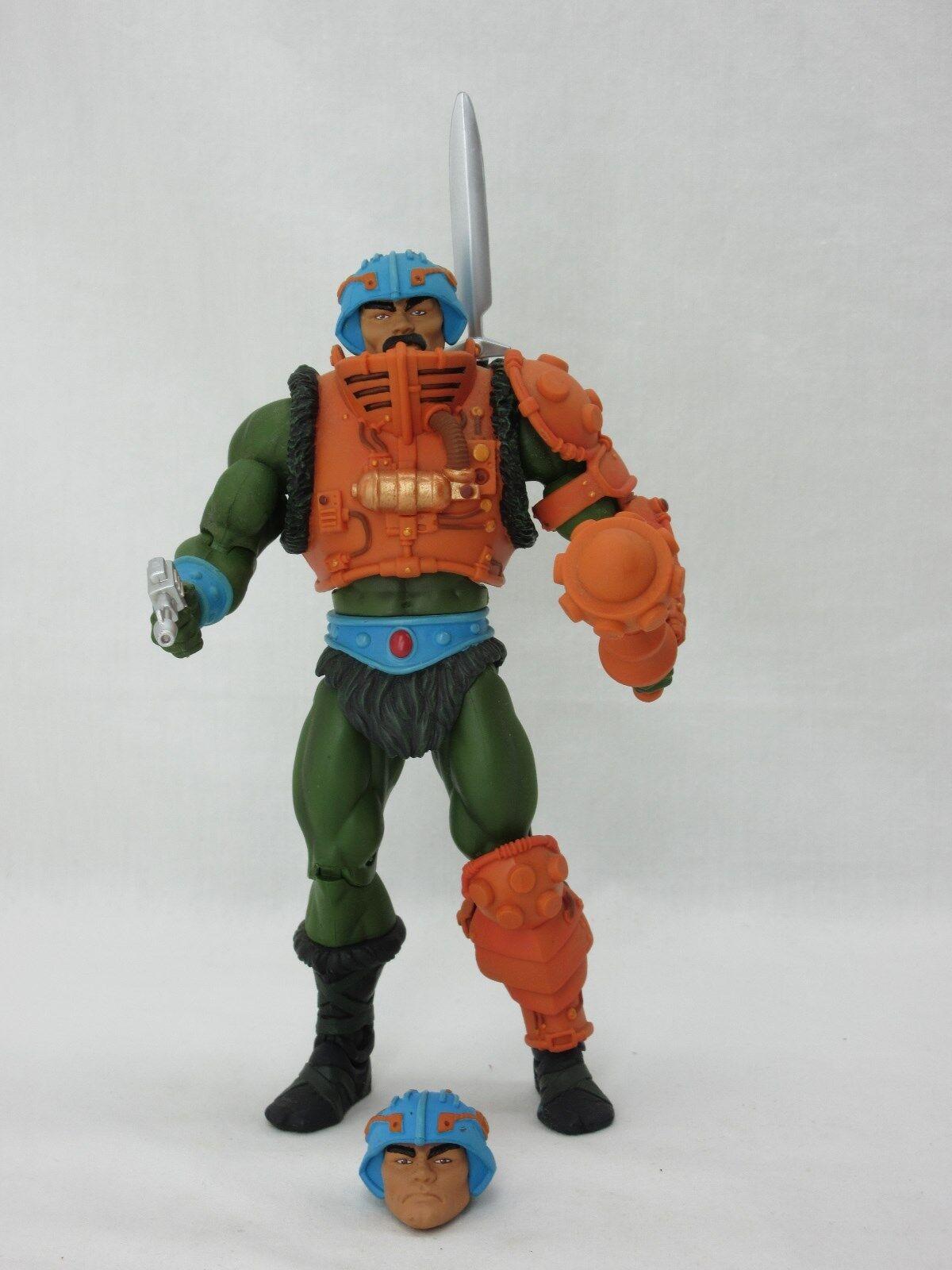 Motuc, motu, armati, personaggio, maestro dell'universo Classics, He-Man