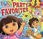 Dora Party Favorites by Dora the Explorer (CD, 2008, Sony Music Distribution (USA))