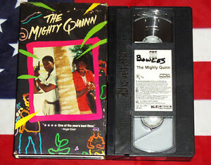 The-Mighty-Quinn-VHS-1989-Denzel-Washington-Mimi-Rogers-Robert-Townsend