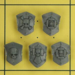 Warhammer 40K Space Marines Terminators Squad épaulière accessoires (A)  </span>