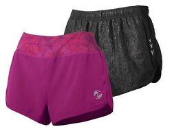 (R46) Crivit Damen Pants Boxer Funktionsshorts Sport Shorts kurze Hose Laufhose