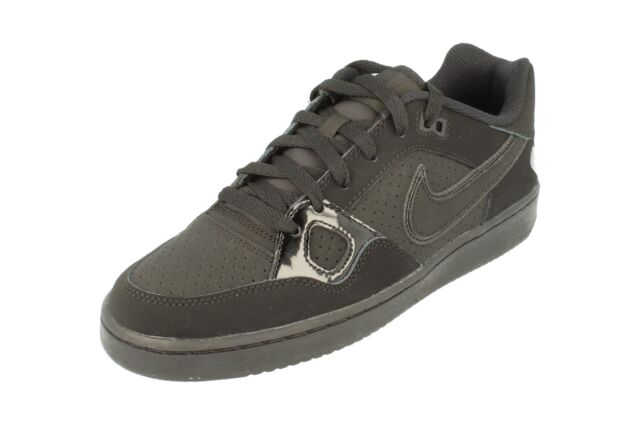 890e28370f2 Nike Son of Force 616775-005 Low-top Black Mens US Size 12 UK 11 for ...