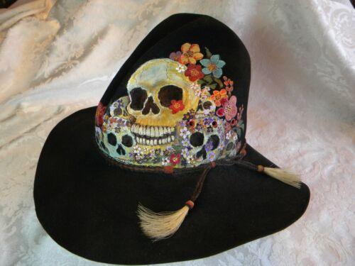 VINTAGE WESTERN HAT