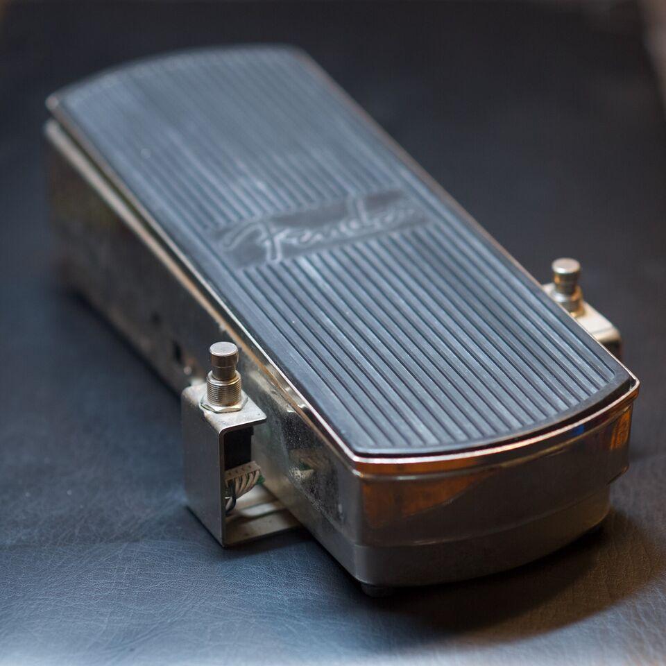 Wah pedal Fender Fuzz Wah