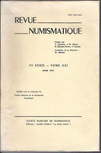 Soc-Fr-de-Numismatique-Revue-Numismatique-VIe-serie-Tome-XXI-1979