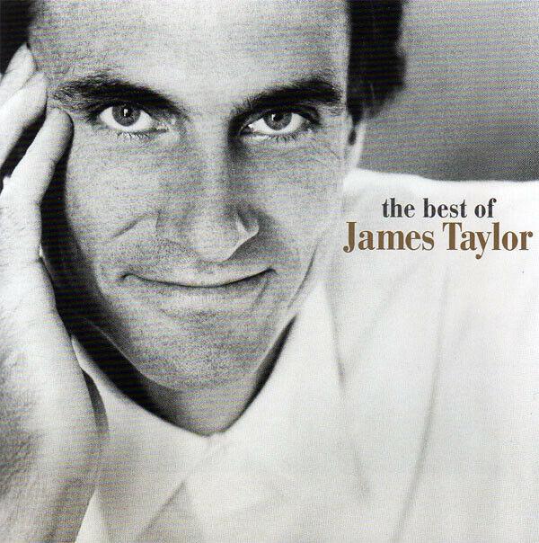 """The best of"" von JAMES TAYLOR // ""You've got a friend"" // Folk (Rock)"