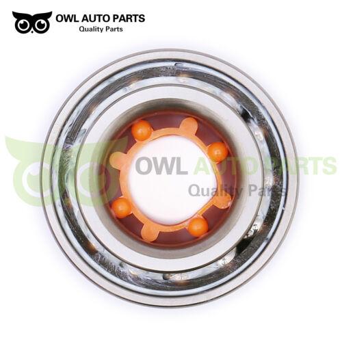 Front Wheel Bearing Set for Nissan 200SX NX Toyota Camry RAV4 Lexus ES250 514002