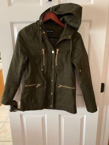 The Zenana Women's Jacket Size Sarmy Green