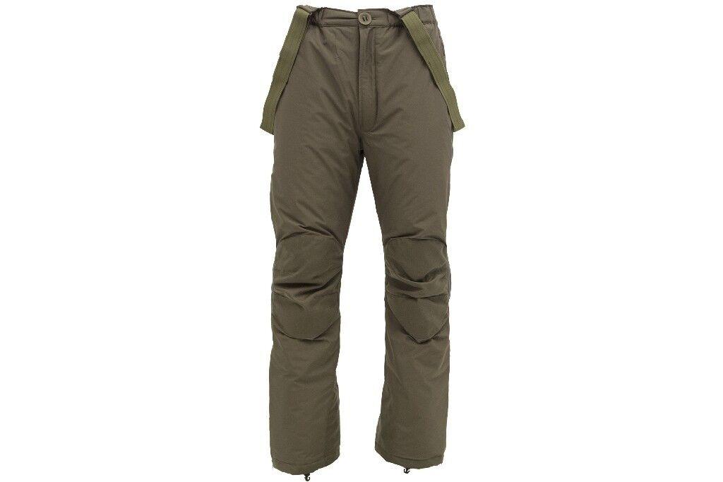 Carintia HIG 3.0 trousers verde oliva tamaño m pantalones militares outdoorhose cordura