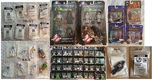 65 Minimates Ghostbusters Misb Mosc 50 Figurines Exclusivités Tru Rare Lot Sdcc Lot