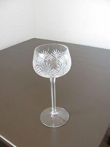 Roemer-Kristall-geschliffen-H-ca-19-cm-siehe-Foto-und-Beschreibung
