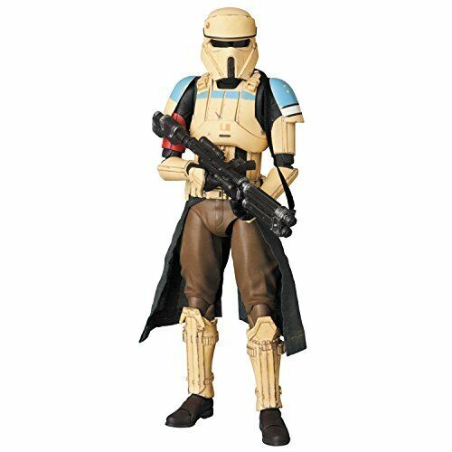Medicom Toy Mafex No.046 Star Wars Shoretrooper Figure from Japan