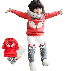 Lisin 3Pcs Toddler Kids Baby Girls Boys Dinosaur Bones Clothes Set Hooded Tops+Pants Outfit