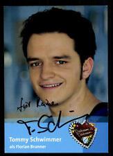 Tommy Schwimmer Dahoam is Dahoam Autogrammkarte Original Signiert TOP ## BC 221