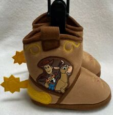Toy Story Woody Boys Toddler Costume Cowboy Boot Slippers manufacturer