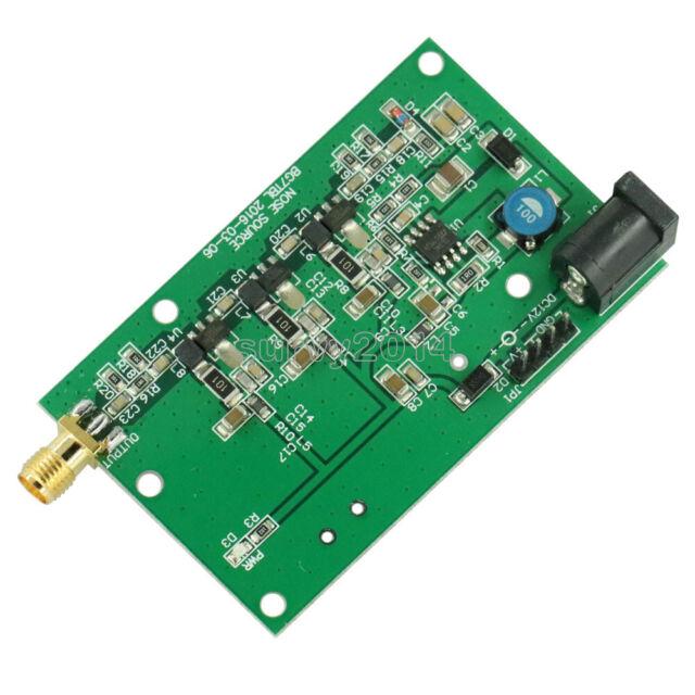 1PCS DC 12V/0.3A SMA Noise Source/Simple Spectrum External Tracking Source