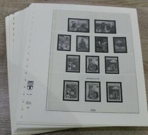 Lindner T Vordrucke Slowenien 2000-2010  - Vordruckseiten / Vordruckalbum