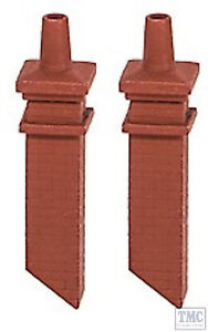 Acheter Pas Cher 140 Ratio Oo/ho Gauge Signal Box Chimney Mouldings (pair)