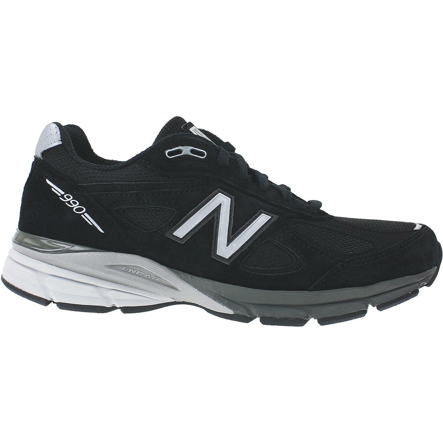 New Balance Men's M990BK4 Running shoes in D  2E and 4E