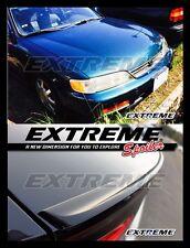 EXTREME// PAINTED SK type TRUNK REAR LIP SPOILER for HONDA ACCORD 5 sedan 94-97