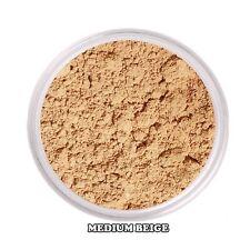 Mica Free Mineral Powder Foundation Bare Makeup w/Aloe Vera Medium Beige Sample