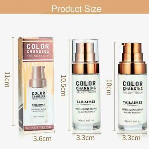 30ml Magic Concealer Color Changing Foundation TLM Makeup