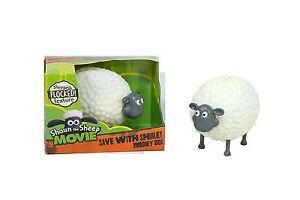 14cm Cute!Quality//Great price Shaun the Sheep The Movie Bobbing Shaun Toy