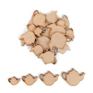 Wooden MDF Rat Animal Halloween Craft Shape Embellishment 3mm Thick Blank