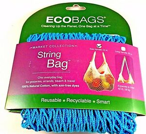 ECOBAGS-Market-Collection-Classic-String-Market-Bags-Tote-Handle-Caribbean-Blue