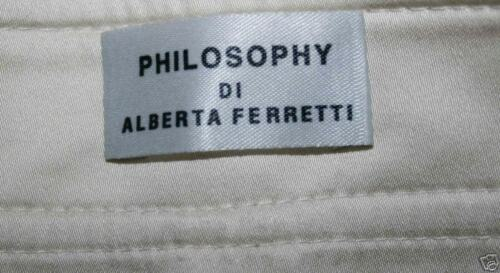 New Beige Or Alberta Pantaloni 4 40 Ferretti Philosophy xqn1Ia