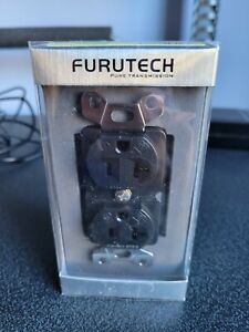 FURUTECH GTX-D(G) Hi-Performance 24k Gold-Plated over-copper Duplex-Receptacle