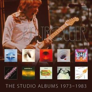 Robin-Trower-The-Studio-Albums-1973-1983-NEW-10-CD-SET