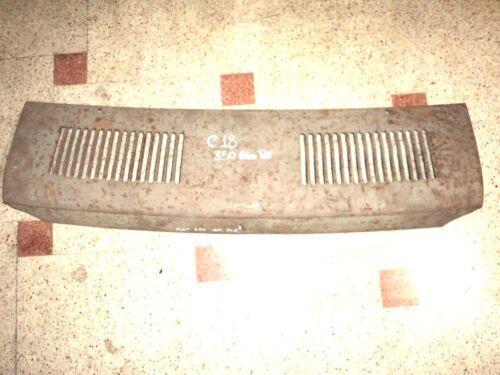 COFANO POSTERIORE ORIGINALE FIAT 850 C18